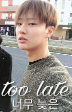 too late - Seungyoun by bumjaeki