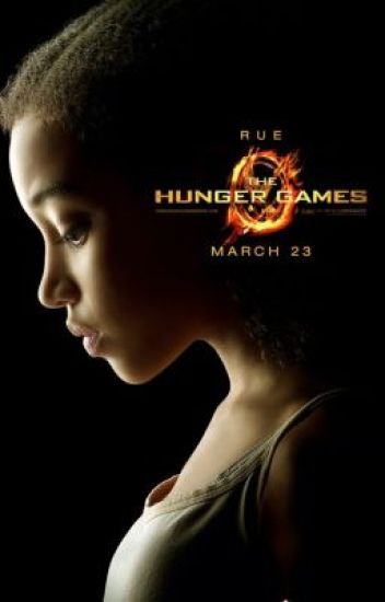 Hunger Games- Rue's Point of View
