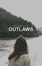 Outlaws △ Luke Castellan by -lovegood
