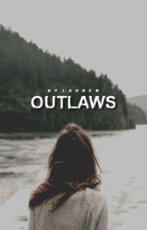 Outlaws △ Luke Castellan by -lovegood