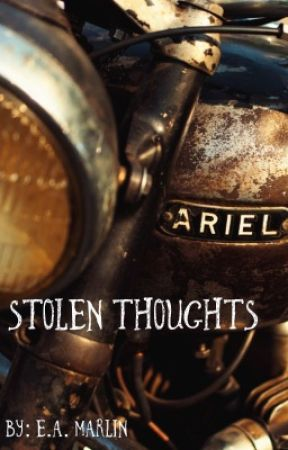 Stolen Thoughts  by penicillorum_