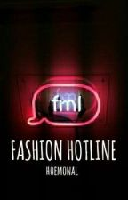 Fashion Hotline by hoemonal