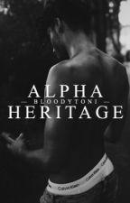 Blood Alpha by BloodyToni