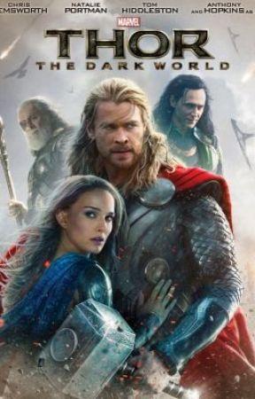 Thor - The Dark World by Morganajade4