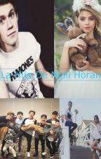 La Hija De Niall Horan by ItsMarielaB