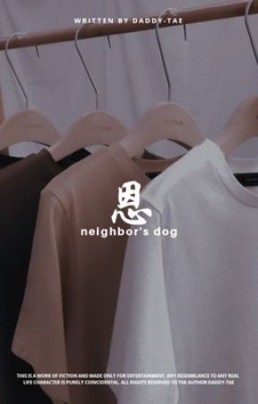 Neighbors Dog by Daddy-Tae
