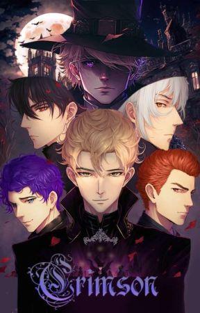 Crimson (Yandere Vampires x Reader) by Fanfunctional