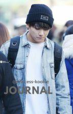 《 journal 》- k.th x j.jk by princess-kookie