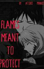 Flames meant to Protect by Atsuko_Minako