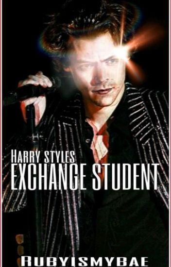Exchange Student. Harry Styles (Hot)
