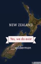 New Zealand by __spiderman_