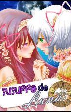 Susurros de Luna (Yuri/Lesbianas) by kyoko_Martzz