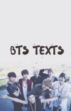 bts texts ✉️ (2) by belikelasagna