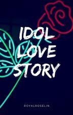 Idol Love Story; Seventeen & Blackpink by Hwiparam17