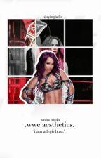 WWE Aesthetics♡ by NikkiBear023