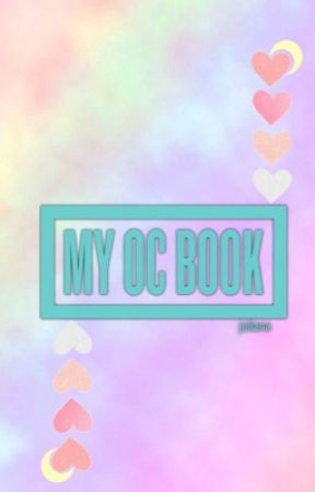 MY OC BOOK by jcantdance