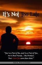 It's Not Too Late by saicophilia