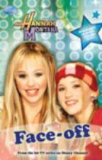 Hannah Montana face off by viannahamilton17