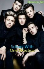 School With One Direction by Shannon_McM