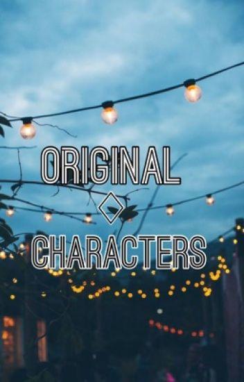『Original Characters』