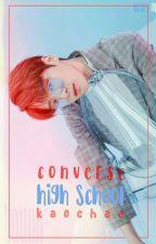 Converse High School ◀jjh❌jcy▶ by IAMKaochaa