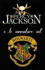 Percy Jackson e le avventure ad Hogwarts (versione Revisionata) by lapotenza