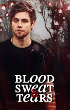 blood, sweat & tears » luke. by xfairlylocalx