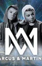 Marcus og Martinus by Snowteddy7
