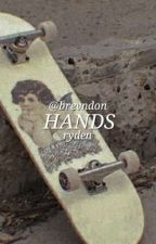 Hands ||Ryden by xirwinsdimples