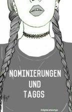 Nominierungen und Taggs by SweetUnicorn0509