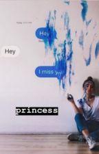 Princess | Mark Tuan by minhosweaters