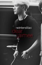 dear jaimee × jackson wang by -winterslilac