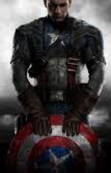 Aftermath (A Steve Rogers/ Captain America Romance)