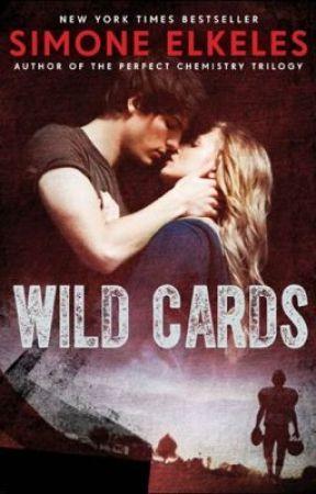 Wild Cards by SimoneElkeles