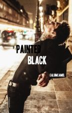 Painted Black *punk niall horan by calumcamel