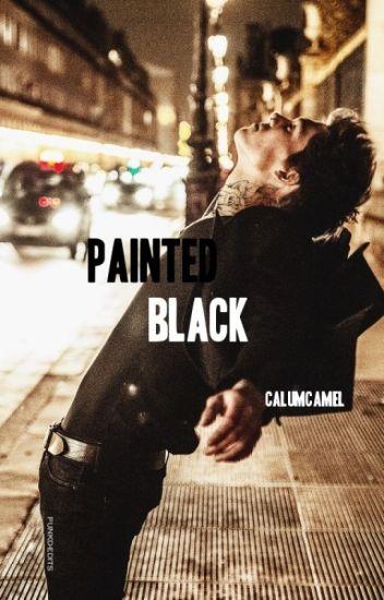 Painted Black *punk niall horan