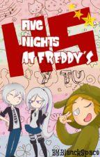 Nueva escuela, nueva historia *-FNAFHS y Tu-* by HimaiineOsukomi