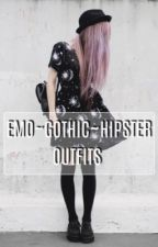 Emo~Gothic~Hipster                                          Outfits  by metalheadhipster