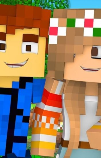 Ryguyrocky x Tori Minecraft life