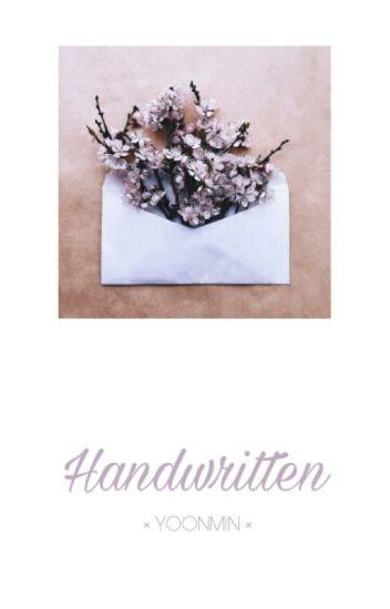 Handwritten × YoonMin