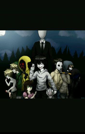 las historias de los creepypastas