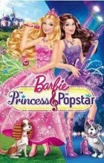 BARBIE-Princess and The Popstar