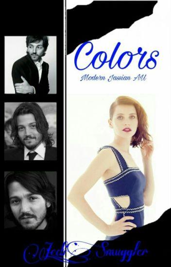 Colors (Modern Jassian AU)