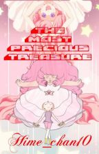 The Most Precious Treasure [ Steven Universe Fanfic/ Jasper Love Story] by Hime_chan10
