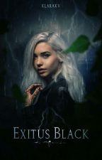 Exitus Black [POZASTAVENO, UPRAVUJE SE]  by KlaraKv