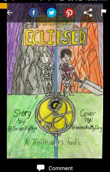 Midnight Eclipsed (a trollhunters fanfic)