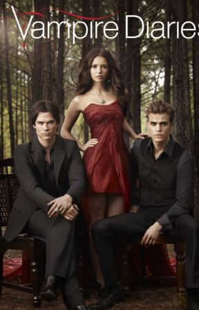 THE VAMPIRE DIARIES 8x07 by santasnix