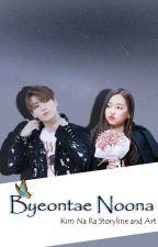 Byeontae Noona (JJK x JYE) by Kim_Na_Ra