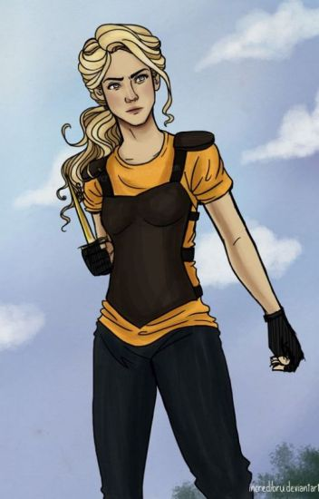 Capture The Flag: Annabeth Style