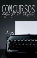 Concursos Enquanto Eu Escrever  by EnquantoEuEscrever